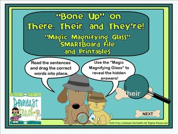 """""""Bone Up"""" on There, Their, and They're"""