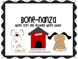 Bone-nanza Rhyming Game and Word Sort