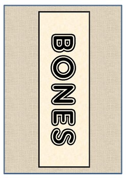 Bones - A project, Makerspace or Display Station Resource