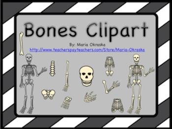 Bones Clip Art