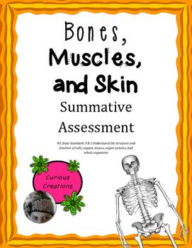 Bones, Muscle, Skin Test
