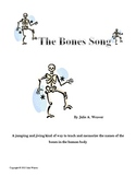Bones Song and Dance- Learning the Bones of the Skeletal System