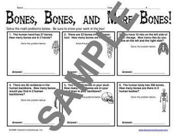 Bones and Bats Unit