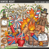Bonfire Night Clip Art