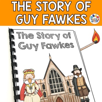 Bonfire Night, Guy Fawkes, Flashcard Story
