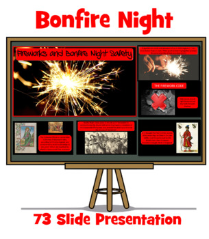 Bonfire Night and Firework Safety Assembly / Lesson Presen