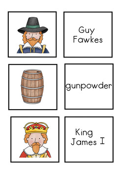 Bonfire Night and The Gunpowder Plot for Early Learners and SEN