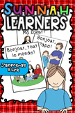 Bonjour Tout Le Monde! (sunnah learners -the reading basket)