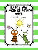 Bonkers Bugs - A Mixed Up Sentence Activity