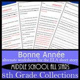 Bonne Année - How Well Did You Read? Various Quizzes