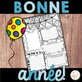 Bonne année 2019 - French Happy New Year