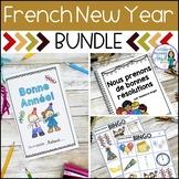 Bonne année:  French New Year's BUNDLE