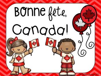 Bonne fête, Canada!