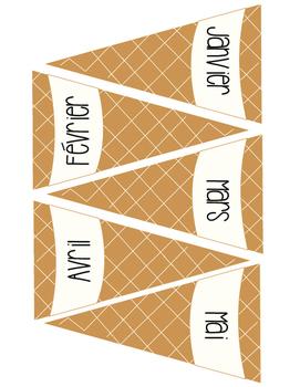 Bonne fête - French Birthday Posters