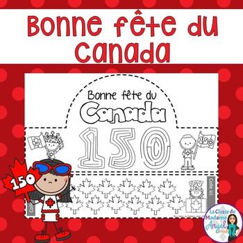 Bonne fête du Canada 150 FREEBIE