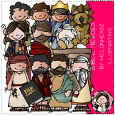 Bible Heroes clip art- by Melonheadz