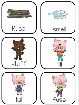 Double Consonant Letter Rule (a pack practicing ff, ll, ss and zz)