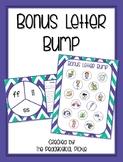 Bonus Letter Bump!