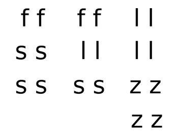 Bonus Letters Activity