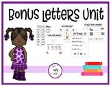 Bonus Letters   Double Consonants   Spelling & Word Study Unit