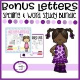 Bonus Letters   Double Consonants   Spelling and Word Stud