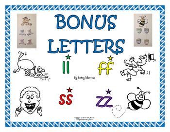Bonus Letters Level 1