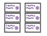 Bonus Points Coupons