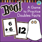 Doubles Facts Game & Worksheet - Addition and Subtraction within 20