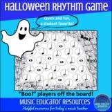 Boo! (A Rhythm Bump It Game)