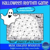 Boo! (A Rhythm Bump It Game)