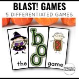 Boo! A Spooky CVC Game