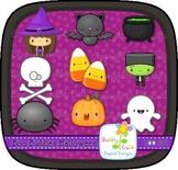 Boo Buddies Halloween Clipart
