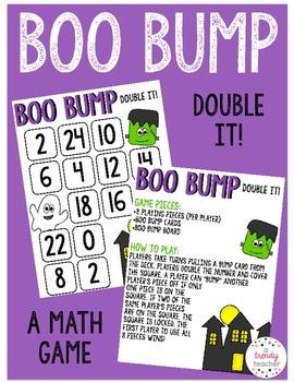 Boo Bump - Doubles