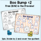 Boo Bump! Halloween Multiplication & Division Games - Freebie in the Preview!