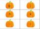 Boo! Editable pumpkin letter cards!