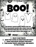 Boo! Halloween Fun for Teachers & Staff