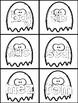 Boo! Halloween Nonsense Word Fluency Game