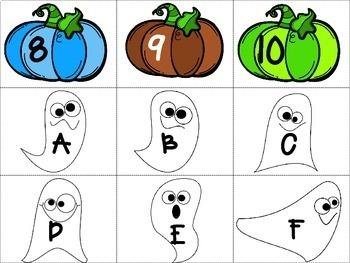 Boo Halloween Sensory Bin