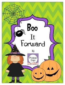 Boo It Forward