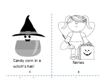 Boo! It's Halloween! (Early/Emergent Reader Reproducible Book)