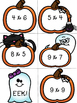 Boo Math Multiplication Game