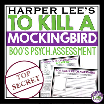 to kill a mockingbird boo radley character traits
