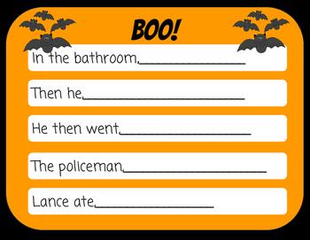 Boo!- Robert Munsch