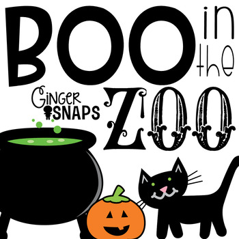 Boo in the Zoo: A Halloween Themed Animal Unit