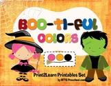 Boo-ti-Ful Colors