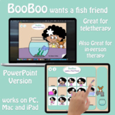 BooBoo wants a Fish Friend - Interactive Story & Education