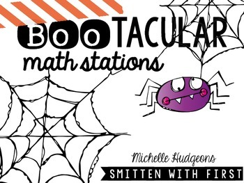 BooTACULAR Math Stations