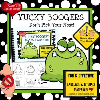 Boogers/Behaviors/Nose Picking