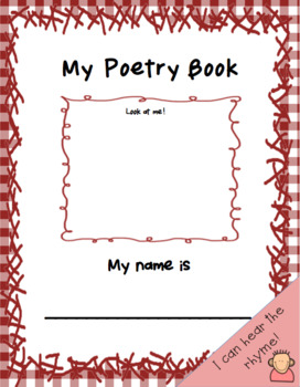 Book 1: Using Poetry to Develop and Secure Visualizing, Rhyme, Rime, and Prosody