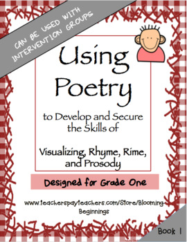 Book 1: Using Poetry to Develop and Secure Visualizing, Rh